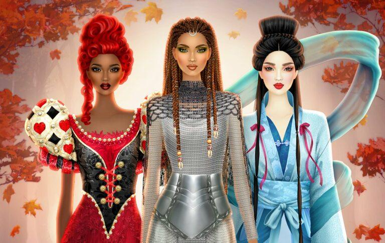 5 Mobile Game Fashion Terbaik, Berasa Jadi Desainer 1