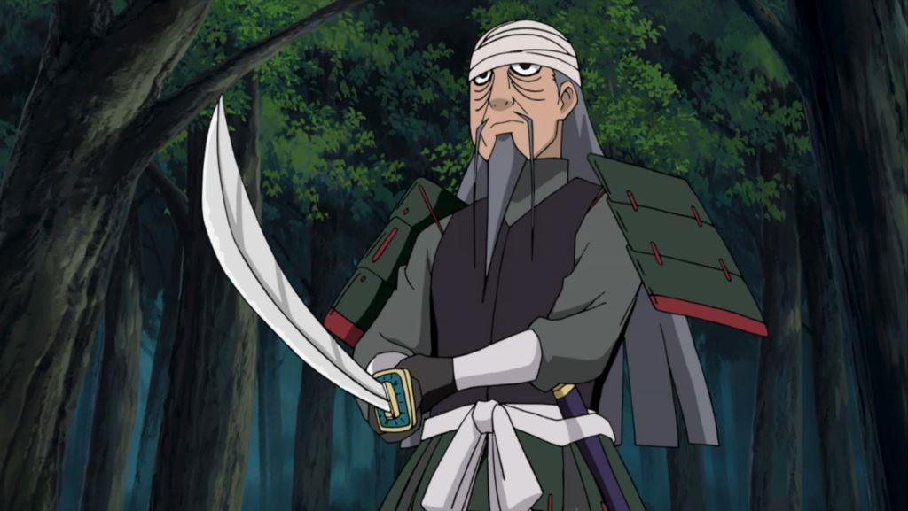 5 Pengguna Pedang Terkuat dalam Anime Naruto 5