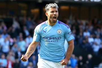 3 Pencetak Gol Terbanyak Manchester City Sepanjang Masa 7