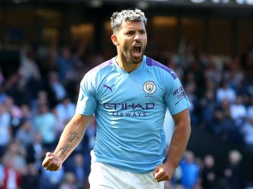 3 Pencetak Gol Terbanyak Manchester City Sepanjang Masa 9