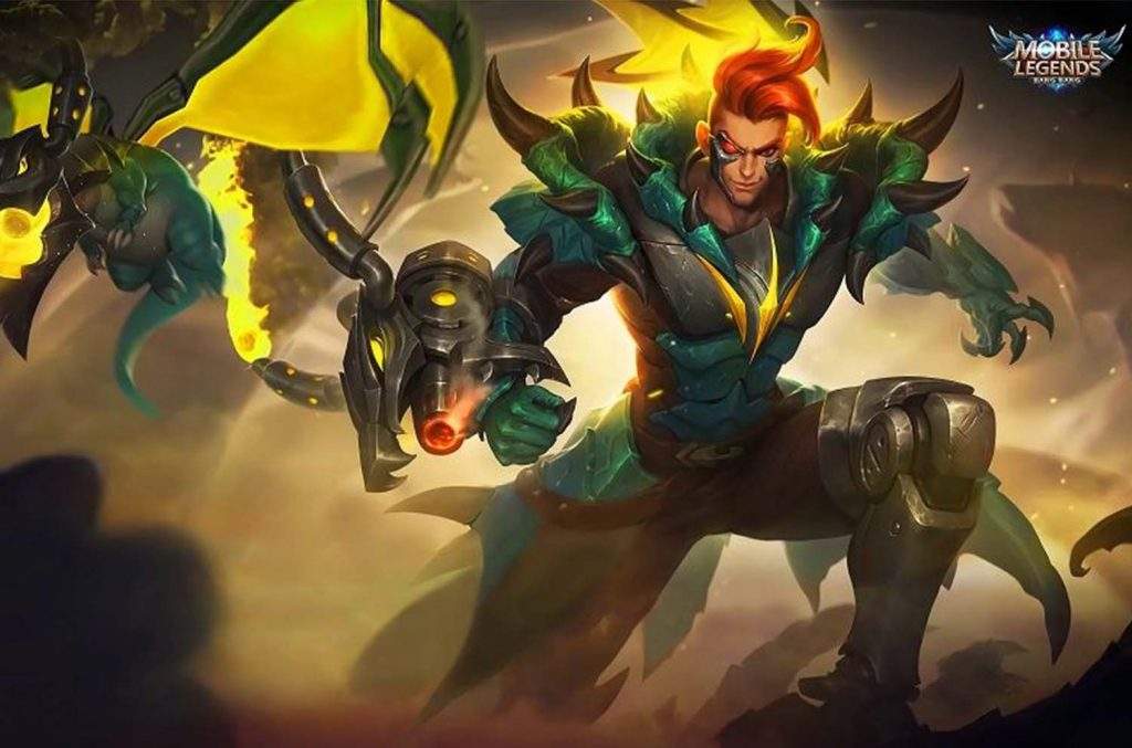 5 Hero Marksman Paling Overpower & Berbahaya Di Game Mobile Legends Di Tahun 2020 7