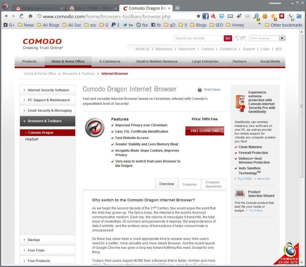6 Browser Web Alternatif yang Gak Kalah dari Chrome 6