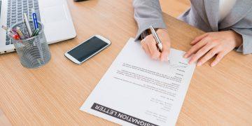 Contoh Surat Resign 13