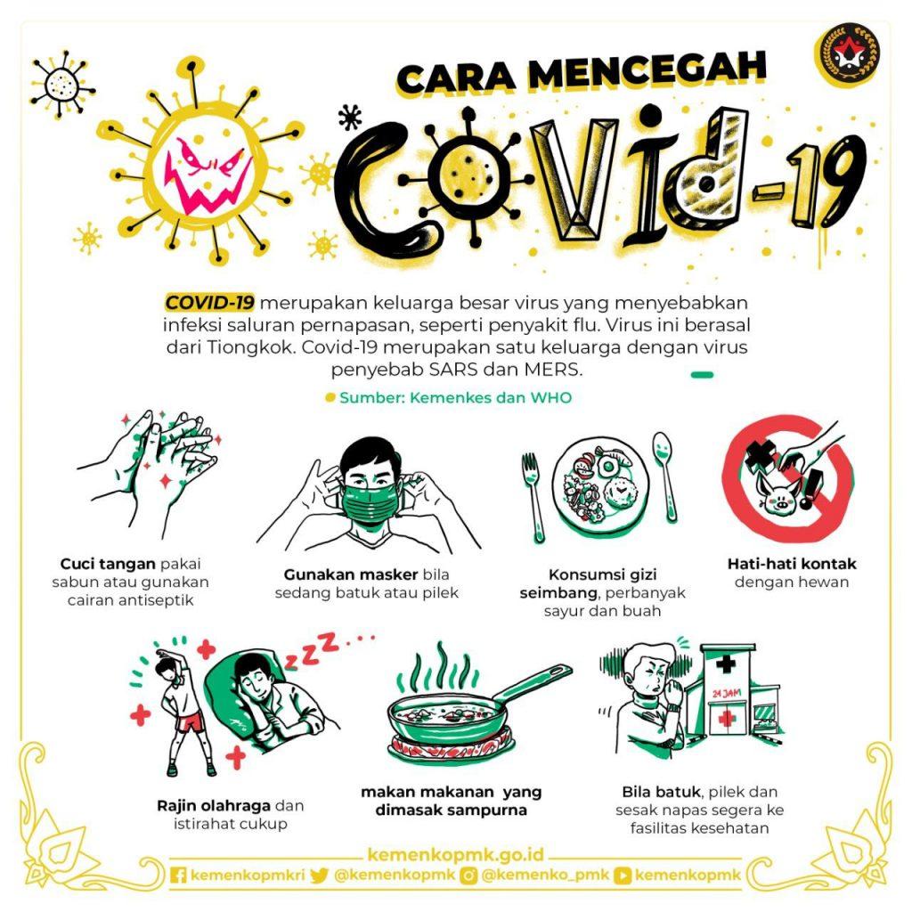 Covid-19 Masih Menyebar, Tetap Cuek? 3