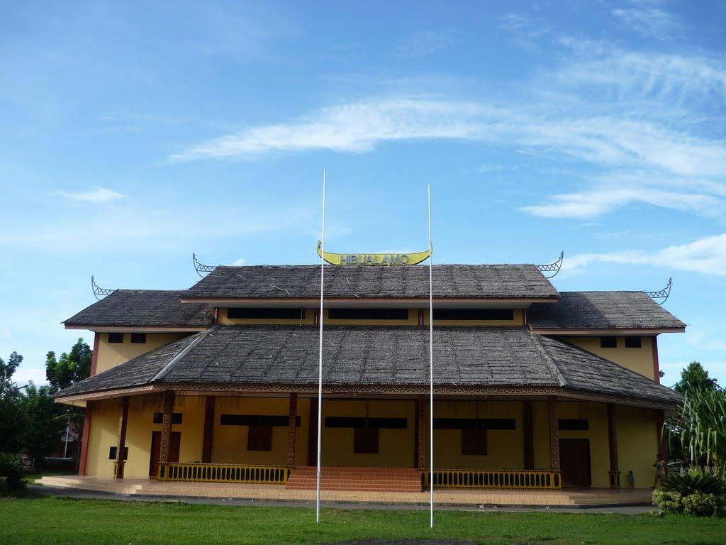 3 Jenis Rumah Adat Maluku 1