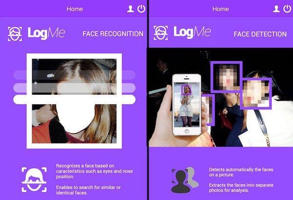 7 Aplikasi Pengenalan Wajah Terbaik untuk Android 3