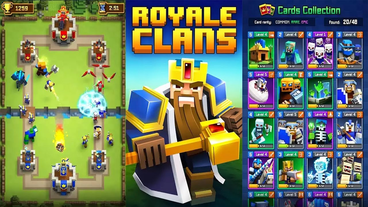 10 Game Android Gratis yang Mirip Clash of Clans 9