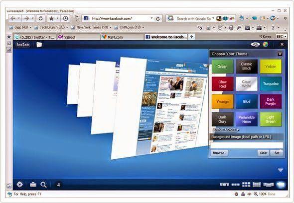 6 Browser Web Alternatif yang Gak Kalah dari Chrome 8