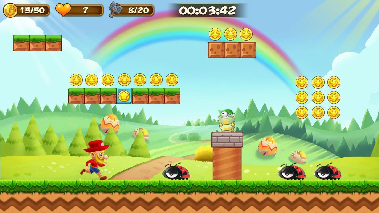 10 Game Android yang Mirip Super Mario 8