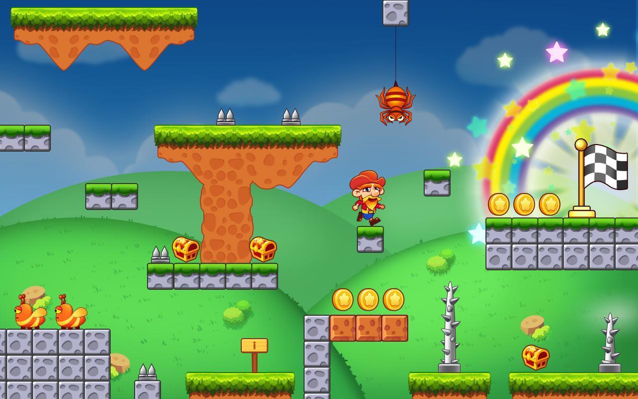 10 Game Android yang Mirip Super Mario 9