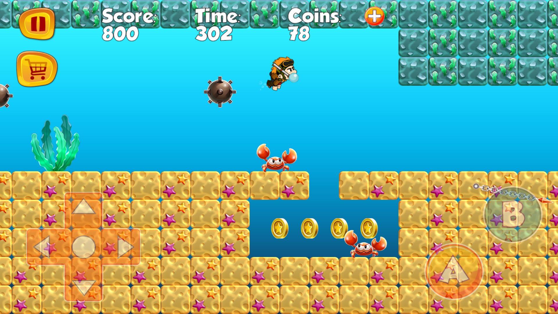 10 Game Android yang Mirip Super Mario 7