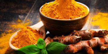 Manfaat tanaman herbal kunyit untuk kesehatan 5