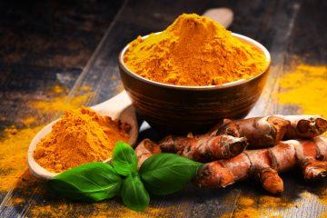 Manfaat tanaman herbal kunyit untuk kesehatan 2
