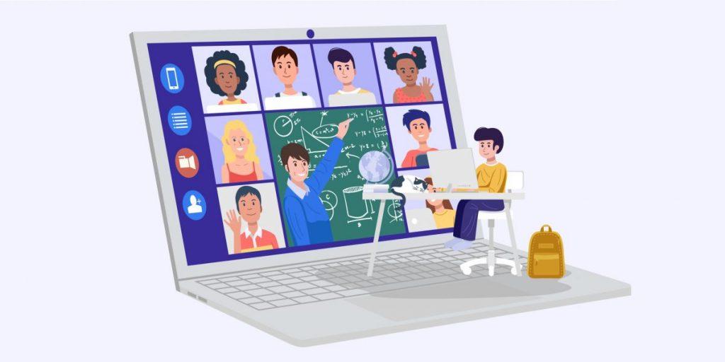 Dampak Negatif & Positif Sekolah Online 4