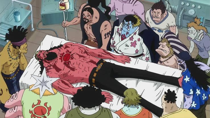 5 Momen One Piece Paling Sedih, Bikin Menangis! 5
