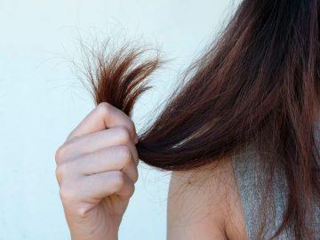 Penyebab rambut kering & Lepek 6