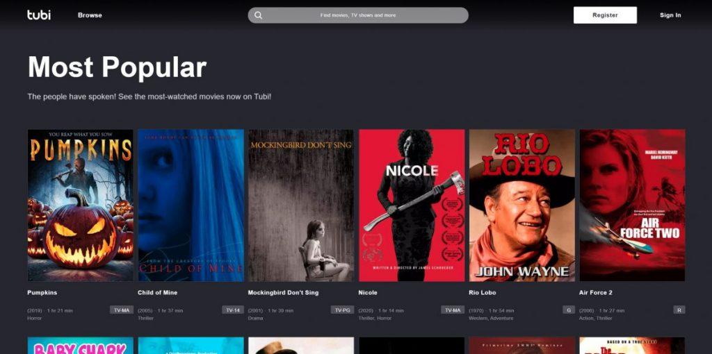 Situs Nonton Film Streaming, Dari yang Gratis Hingga Berbayar 1