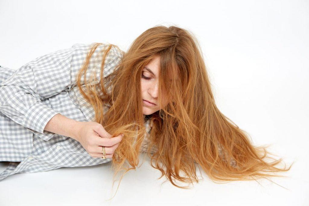 Penyebab rambut kering & Lepek 3