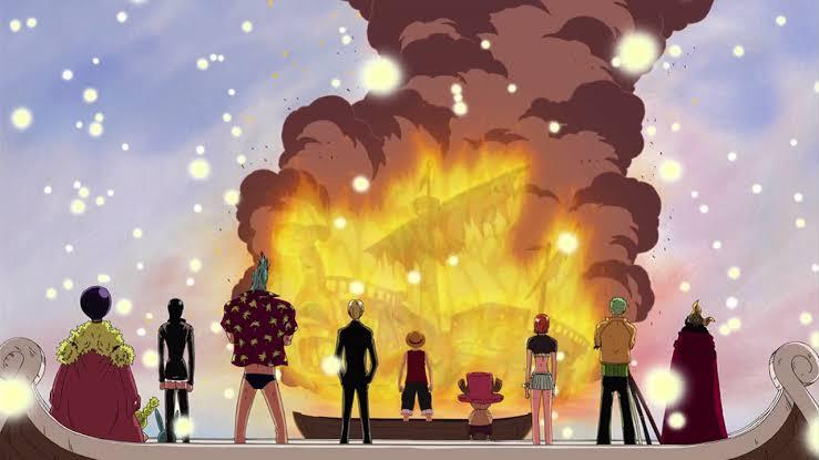 5 Momen One Piece Paling Sedih, Bikin Menangis! 6