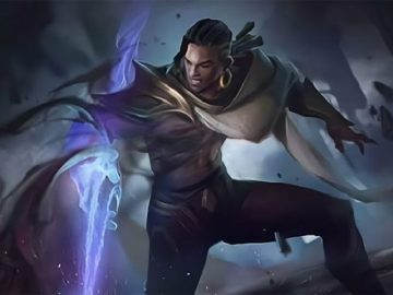 Mobile Legend : Build dan Item Brody Tersakiti 2020 12