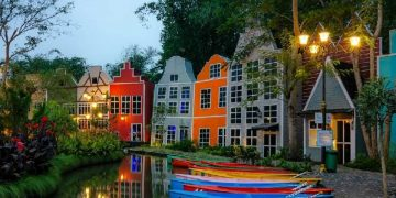 Berwisata Ala Eropa Di Devoyage Bogor, Jawa Barat 23