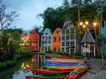 Berwisata Ala Eropa Di Devoyage Bogor, Jawa Barat 13