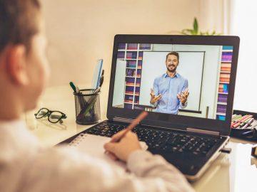 Dampak Negatif & Positif Sekolah Online 12