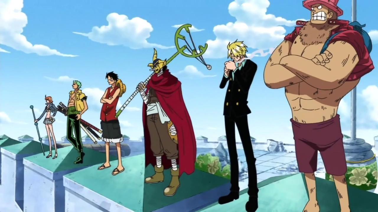 5 Alasan Kenapa Kamu Harus Membaca Manga One Piece & Menonton Anime nya 5