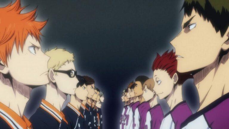 5 Pertandingan Olahraga Terbaik & Terseru di Anime 1