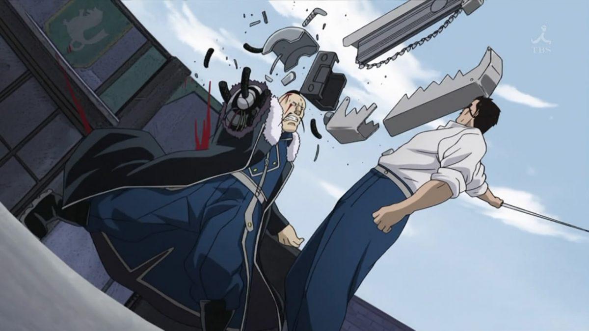 5 Pertarungan Terbaik Sepanjang Masa di Anime 5