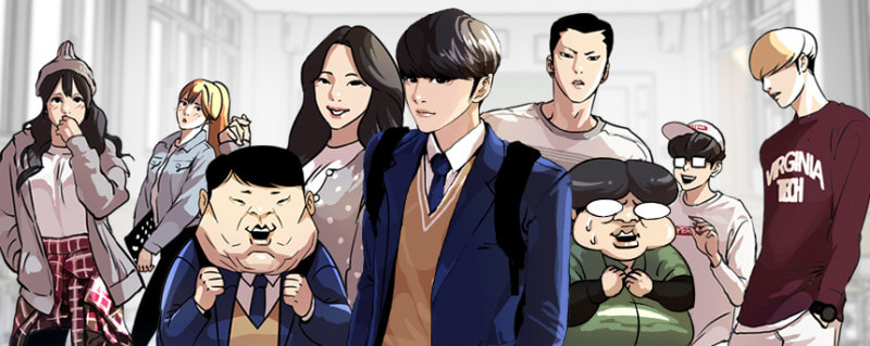 5 Webtoon Action Terbaik yang Wajib Kamu Baca 3