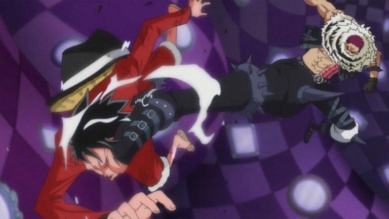 5 Pertarungan Terbaik Sepanjang Masa di Anime 1