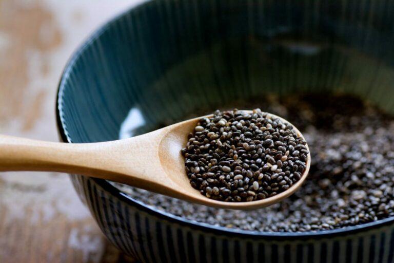 manfaat chia seed