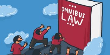 Pengesahan Omnibus Law Menciptakan Perlawanan Buruh 19
