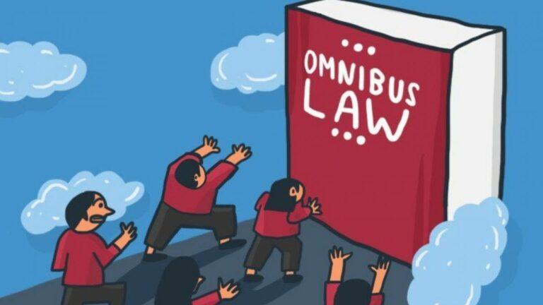 Pengesahan Omnibus Law Menciptakan Perlawanan Buruh 1