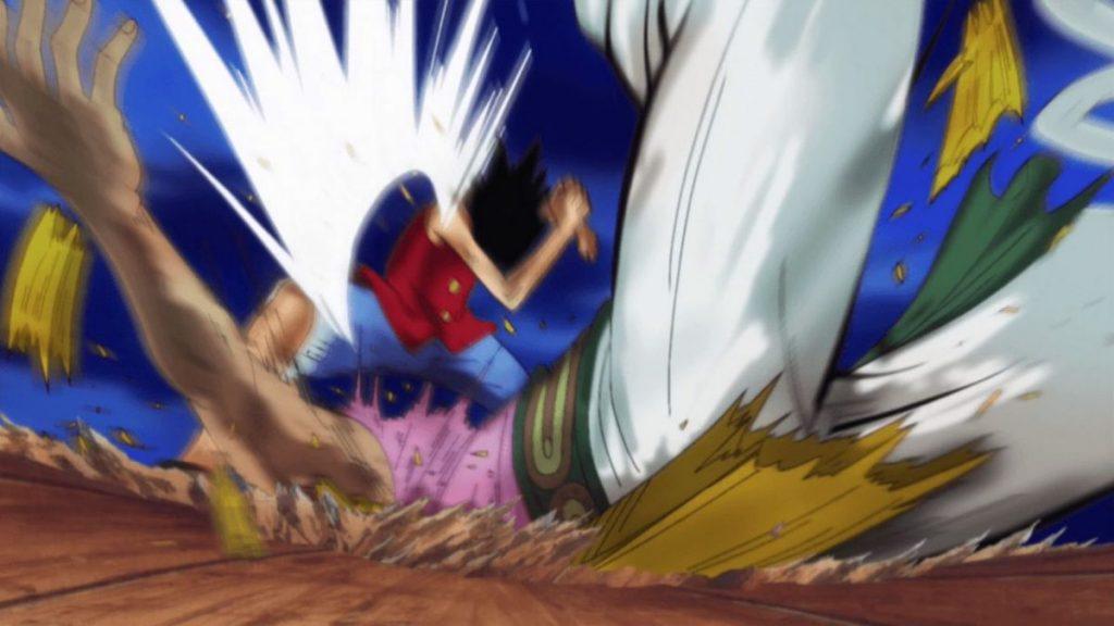5 Momen Terkeren & Epic di One Piece, Bikin Merinding 3
