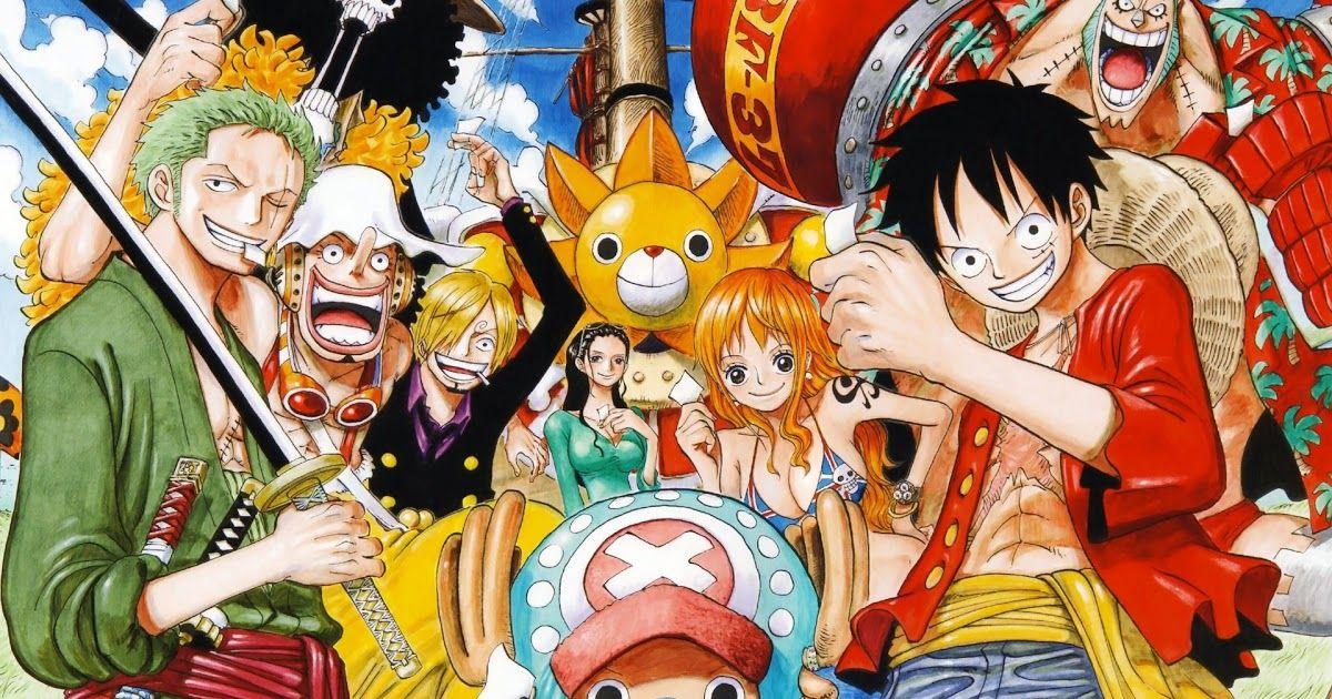 5 Alasan Kenapa Kamu Harus Membaca Manga One Piece & Menonton Anime nya 4