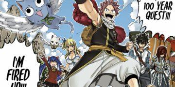5 Fakta Fairy Tail 100 Years Quest, Sekuel Petualangan Natsu & Kawan - Kawan 23