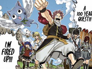 5 Fakta Fairy Tail 100 Years Quest, Sekuel Petualangan Natsu & Kawan - Kawan 21