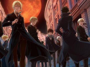 Suka anime detective? Wajib baca manga & nonton anime Moriarty the patriot 14