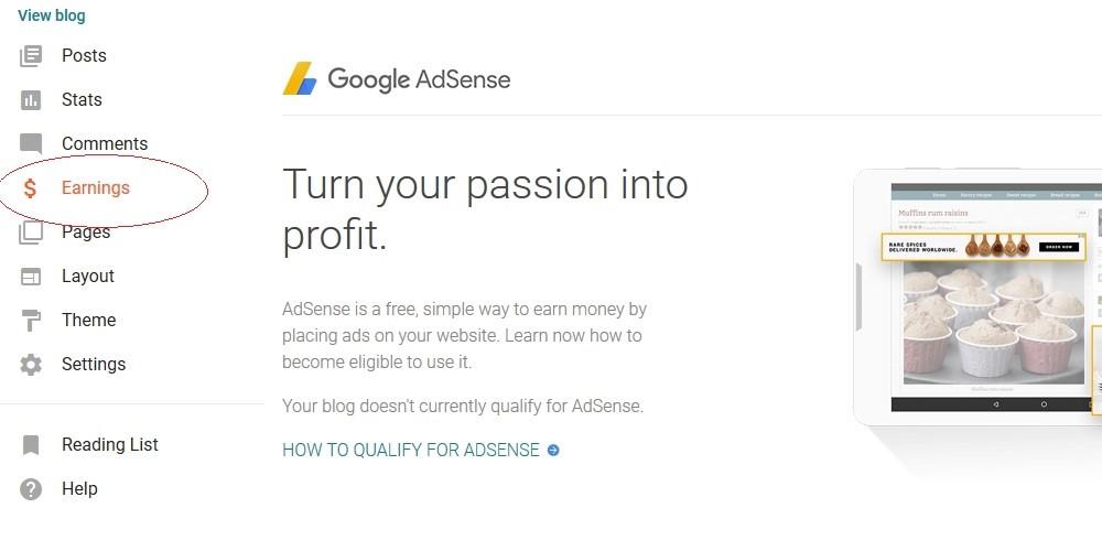 Cara Addsite Google Adsense Terbaru 3
