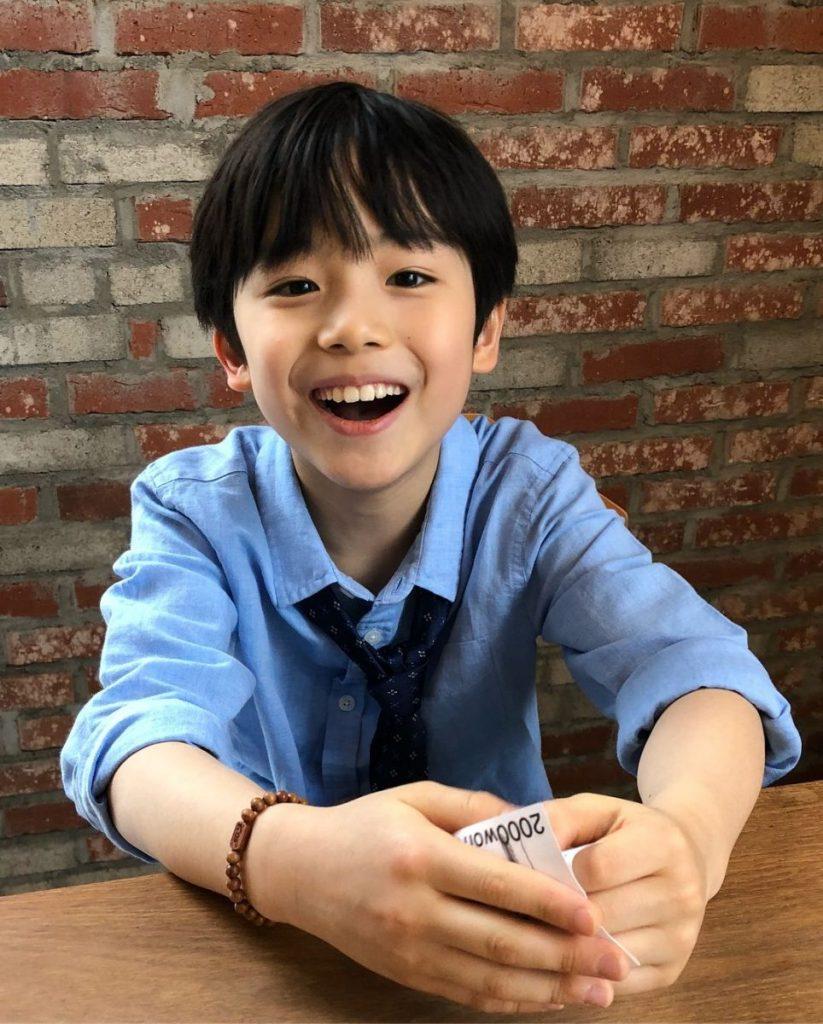 Aktor - aktor Cilik Scene Stealer di Film Atau Drama Korea 4