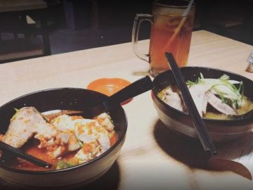 Makan Ramen Murah di Ramen Bajuri Bandung 9