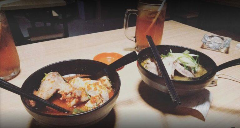 Makan Ramen Murah di Ramen Bajuri Bandung 1