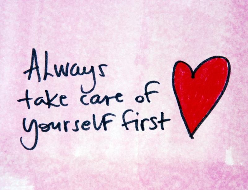 Cintai Dirimu Sendiri Sebelum Mencintai Orang Lain 3