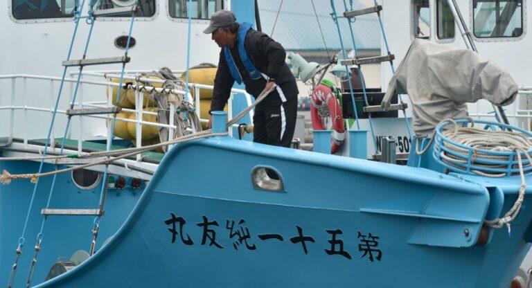 Belajar Dari Kegigihan Nelayan Jepang 1