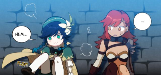 Genshin Impact Lore : Fun Facts dan Teori Vennessa ? [Part 2 - END] 1