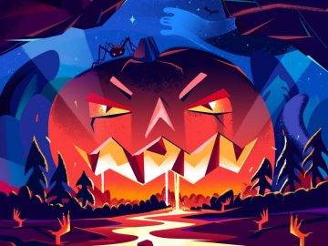 Halloween, Orang-orangan Sawah & Cerita Seram yang Menyertainya 10