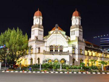 Detektif Wisata: Menjelajah Semarang Kota Atlas 10