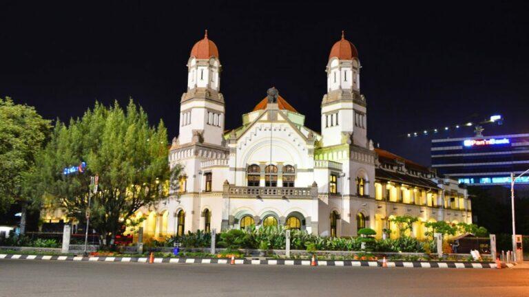 Detektif Wisata: Menjelajah Semarang Kota Atlas 1